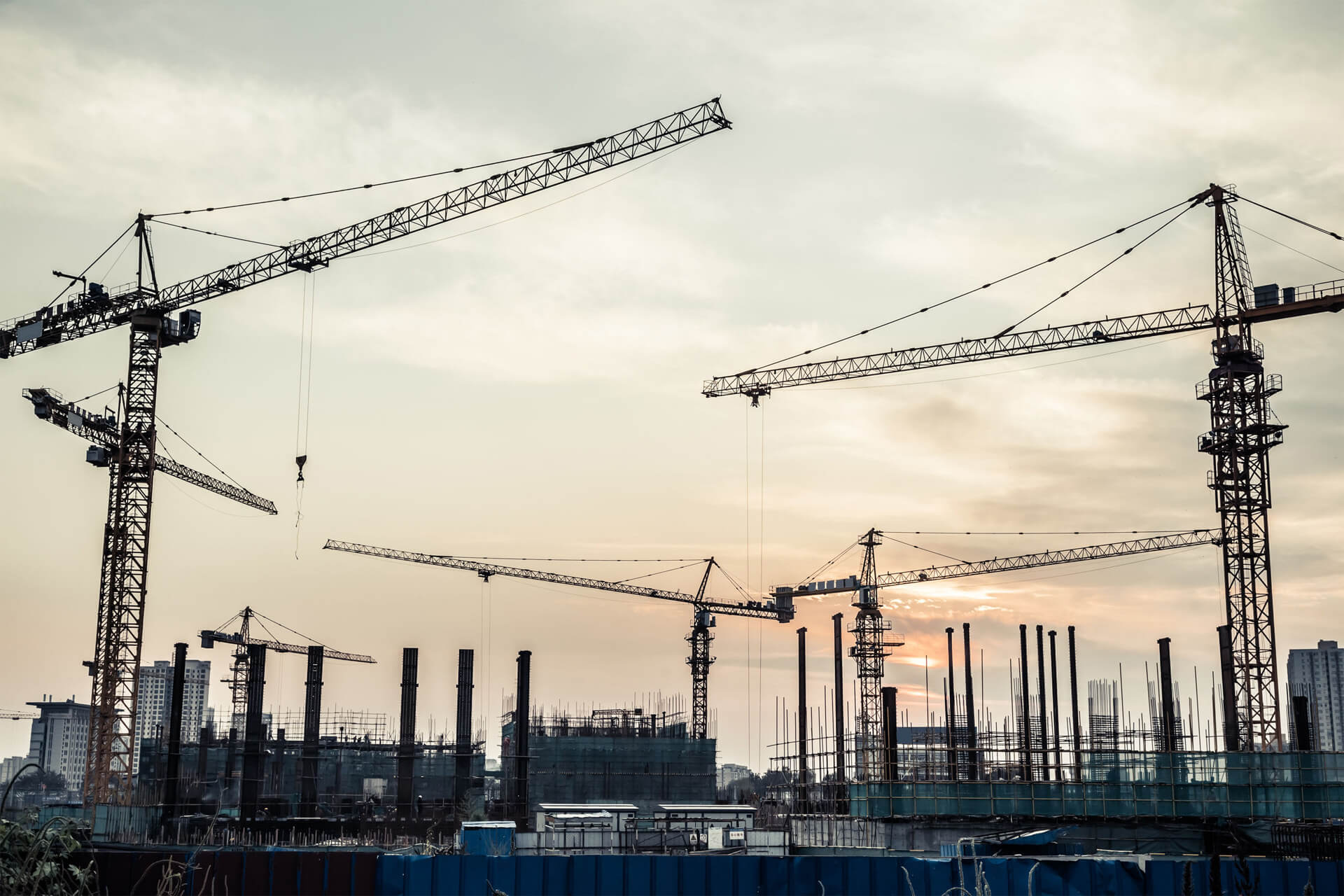 מיזוג בנייה רוויה