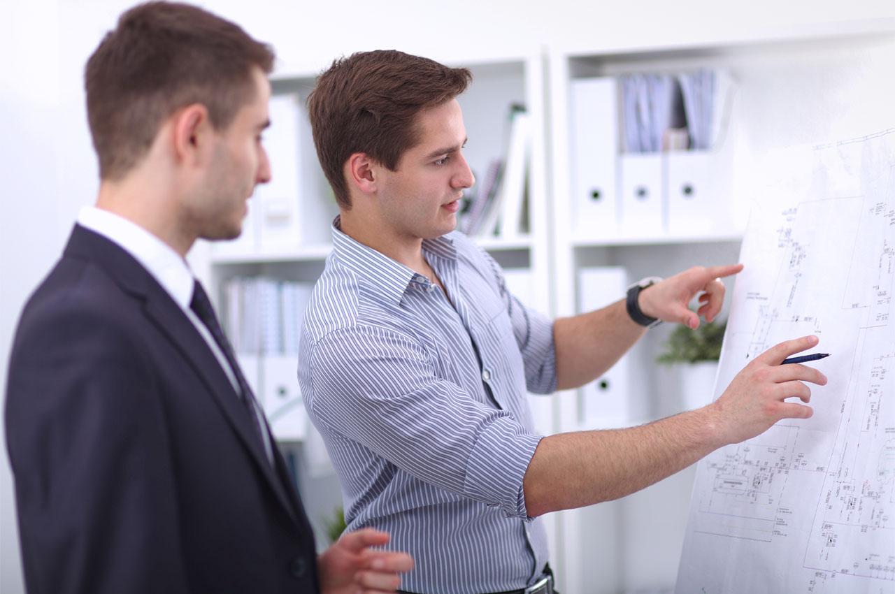 ניהול פרויקטים למערכות מיזוג אוויר ואוורור